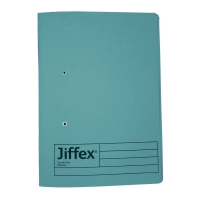 EASTLIGHT JIFFEX F4 紙皮彈簧快勞 藍色