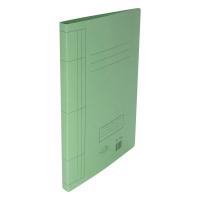 F4 紙文件套連夾 230磅 綠色