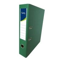 Lyreco 全包膠檔案夾 F4 3吋 綠色
