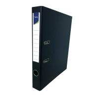 Lyreco 全包膠檔案夾 F4 2吋 黑色