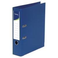 Lyreco 全包膠檔案夾 A4 3吋 藍色