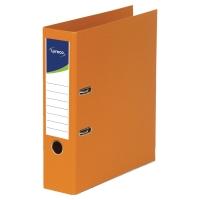 Lyreco 全包膠檔案夾 A4 3吋 橙色