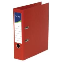 Lyreco 全包膠檔案夾 A4 3吋 紅色