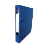 Lyreco 全包膠檔案夾 A4 2吋 藍色