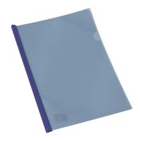 Q骨文件套 A4 藍色