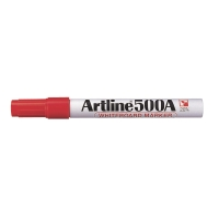 雅麗 EK-500A 白板筆 紅色