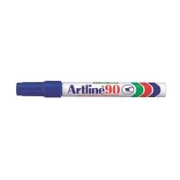 雅麗 油性箱頭筆 90平咀 2 - 5 毫米藍色