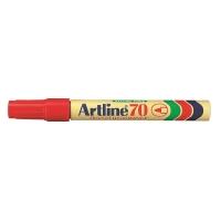 雅麗 油性箱頭筆 70圓咀 1.5毫米 紅色