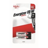 勁量 鹼性電池 AAA - 2粒裝