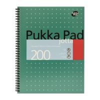 Pukka Pad A4 Metallic 線圈筆記簿