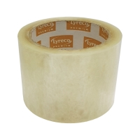 Lyreco Premium 封箱膠紙 65微米 3吋 x 45碼 透明