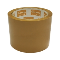 Lyreco Premium 啡色封箱膠紙 3吋 x 45碼