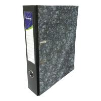 Lyreco 包膠雲石紋檔案夾 F4 3吋