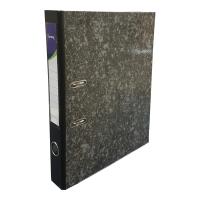 Lyreco 包膠雲石紋檔案夾 F4 2吋