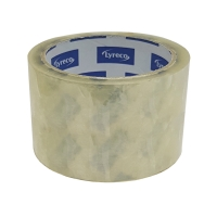 Lyreco 封箱膠紙 50微米 2.5吋 x 50碼 透明