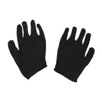 黑色女裝棉質勞工手襪 12對裝