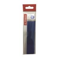 STABILO 808 補充筆芯 0.3毫米 藍色 - 10支裝
