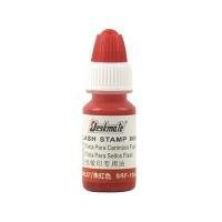 德士美 印台墨水補充裝 紅色 10 C.C.