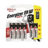勁量 鹼性電池 AA - 12粒裝