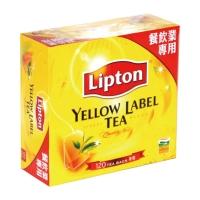 立頓 黃牌茶包 - 120包裝