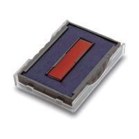 TRODAT 4750 多用途日期印 藍色及紅色 墨墊