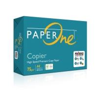 PAPERONE 實用影印紙 A4 75磅 5 x 500張