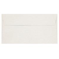 剛古條紋信封白色 110 毫米 x 220 毫米 每包20個