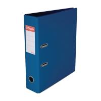 易達全包膠檔案夾 A4 3吋 藍色
