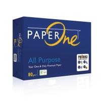 PAPERONE 多用途影印紙 A4 80磅 - 每盒5捻 (每捻500張)