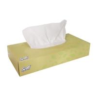 Scott 盒裝紙巾 - 100張裝