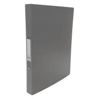 CBS A4 兩孔文件夾 25毫米 灰色