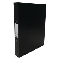 CBS A4 兩孔文件夾 36毫米 黑色