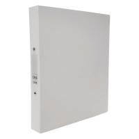 CBS A4 兩孔文件夾 36毫米 白色