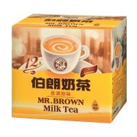伯朗奶茶 3合1 香濃原味15克 - 12包裝