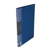 Data Base 文件夾 NC-7115 橫直大夾 F4 藍色