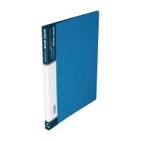 Data Base 資料簿 A4 20頁 藍色