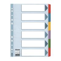 易達卡紙顏色索引分類 6層
