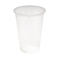 7安士透明膠杯 - 100個裝