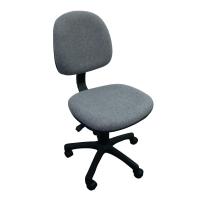 Sakura CG-888 灰色中背油壓轉椅