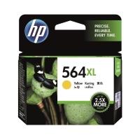HP CB325WA 564XL 墨水盒 黃色