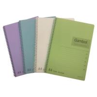 Gambol #DS2108 A4 鐵圈筆記簿, 每本80張
