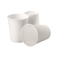 8安士白色 熱飲紙杯 - 50個裝