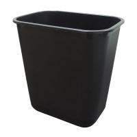 黑色廢紙筒 容量: 12公升