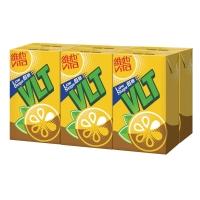 維他檸檬茶低糖250毫升 - 6包裝