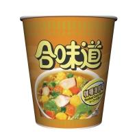 日清合味道杯麵 咖哩海鮮味 75克
