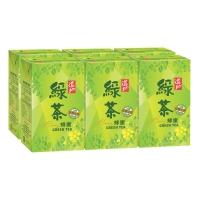 道地蜂蜜綠茶250毫升 - 6包裝
