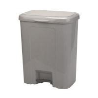 腳踏垃圾桶 容量: 45升