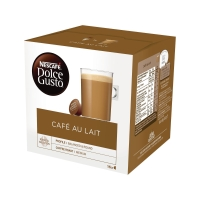 雀巢 Dolce Gusto 牛奶咖啡膠囊-16粒裝