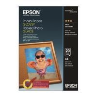 EPSON S042538 光澤照片紙 A4x20張 200磅