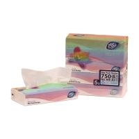 親柔 袋裝面紙 - 5包裝